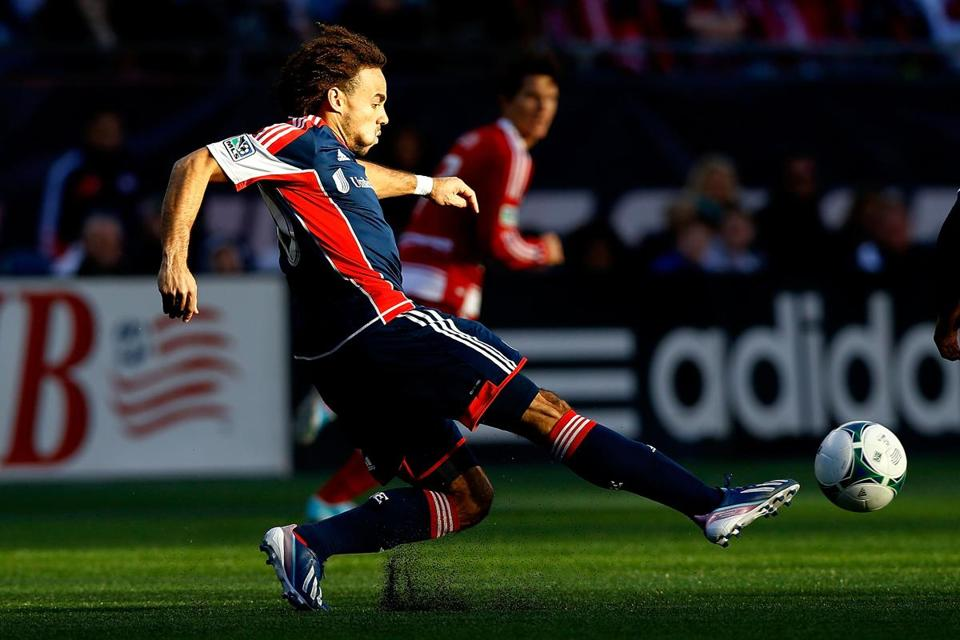 Kevin Alston of New England Revolution will take a leave of absence.