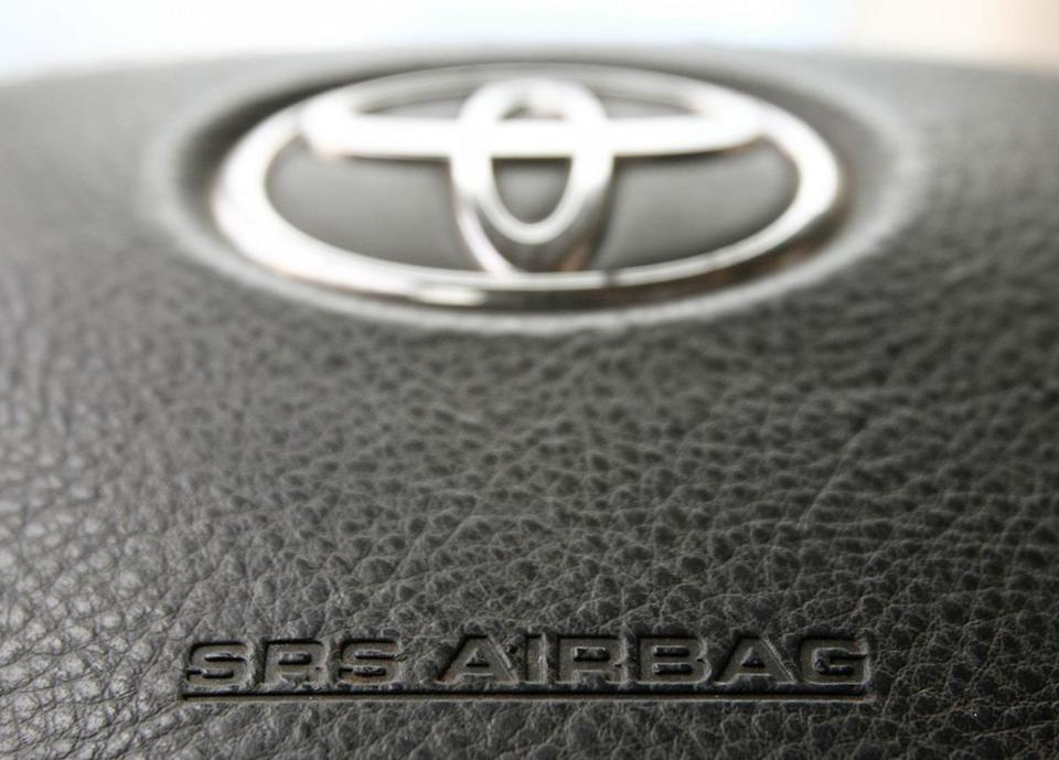 Toyota, Honda and Nissan are recalling more than 3 million vehicles globally for an identical problem with air bags on the passenger side.