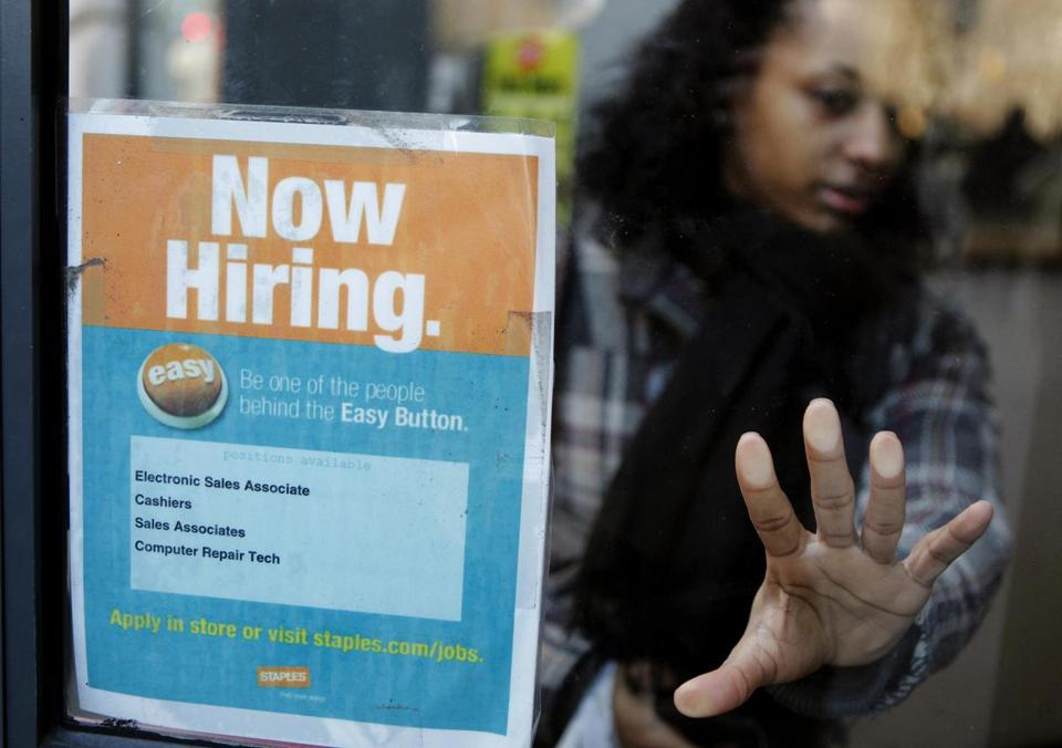 The decline in jobless claims nearly reversed an increase over the previous three weeks.