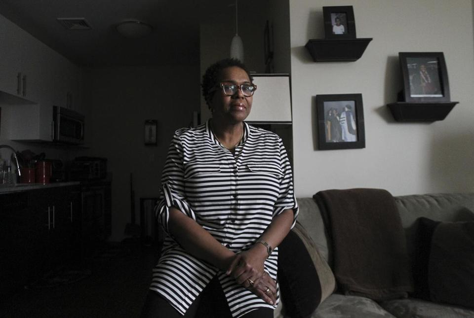 Harriette Batson's weekly unemployment check will be cut, leaving her with $300 less at the end of each month.