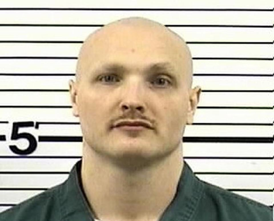 Thomas Guolee is a suspected white supremacist prison gang member.