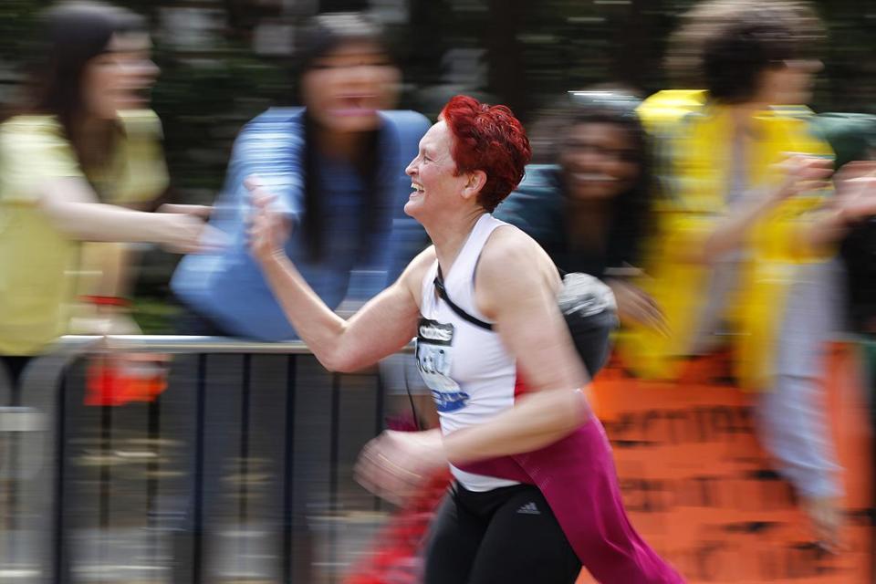 Boston Marathon Results The Boston Globe