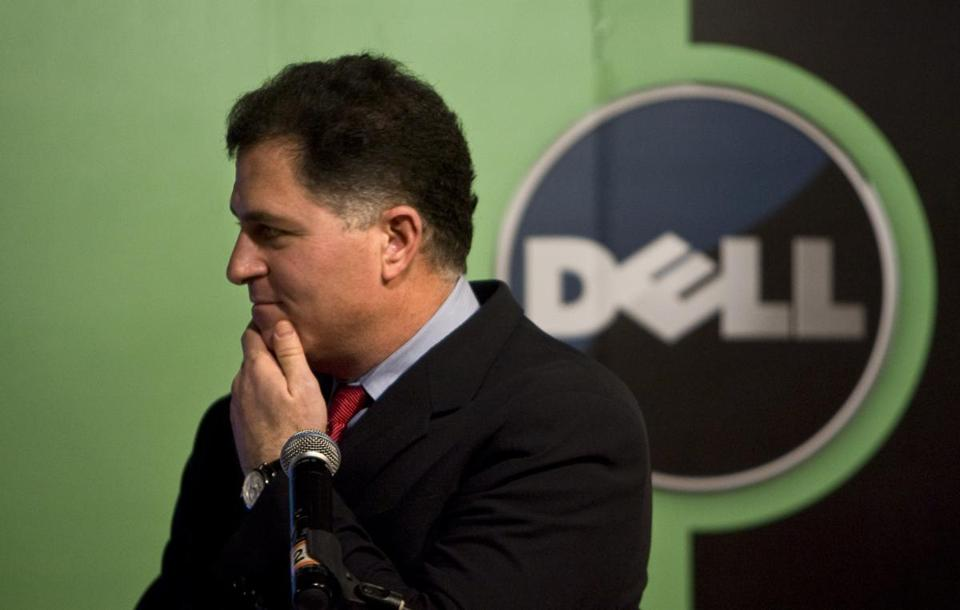Michael Dell, chief executive of Dell, is seeking to buy the firm he founded for $24.4 billion. Some prominent shareholders, most notably Carl Icahn, are looking for a higher payoff. Icahn has offered a competing bid for the firm.