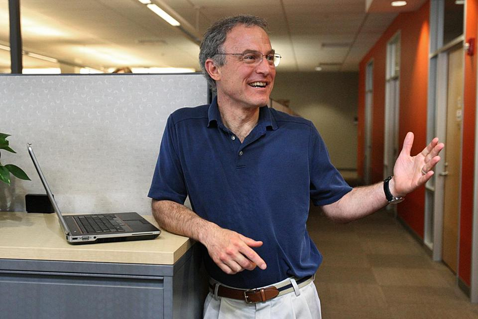 Stephen Kaufer came up with the idea for TripAdvisor while planning a vacation.