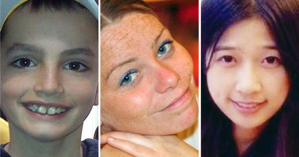 Martin Richard, Krystle Campbell, and Lingzi Lu, were killed in the explosions at the finish line of the Boston Marathon Monday.