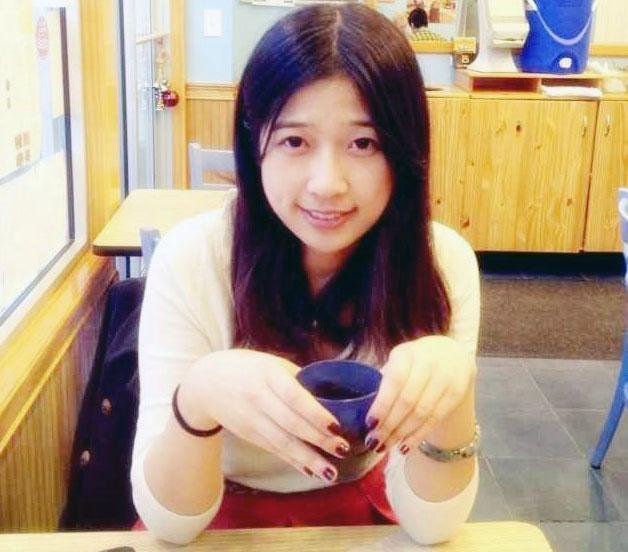 Lingzi Lu, a Boston University graduate student, was killed in the Boston Marathon bombings Monday.