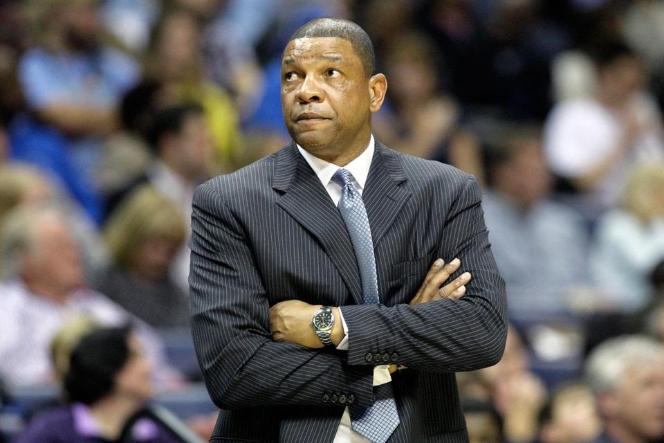 Doc Rivers witnessed the fallout after the Marathon attack.