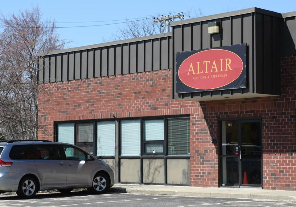 Opened in September 2012 to specialize in Asian art and antiques, Altair is tucked into a strip mall in Norwood.
