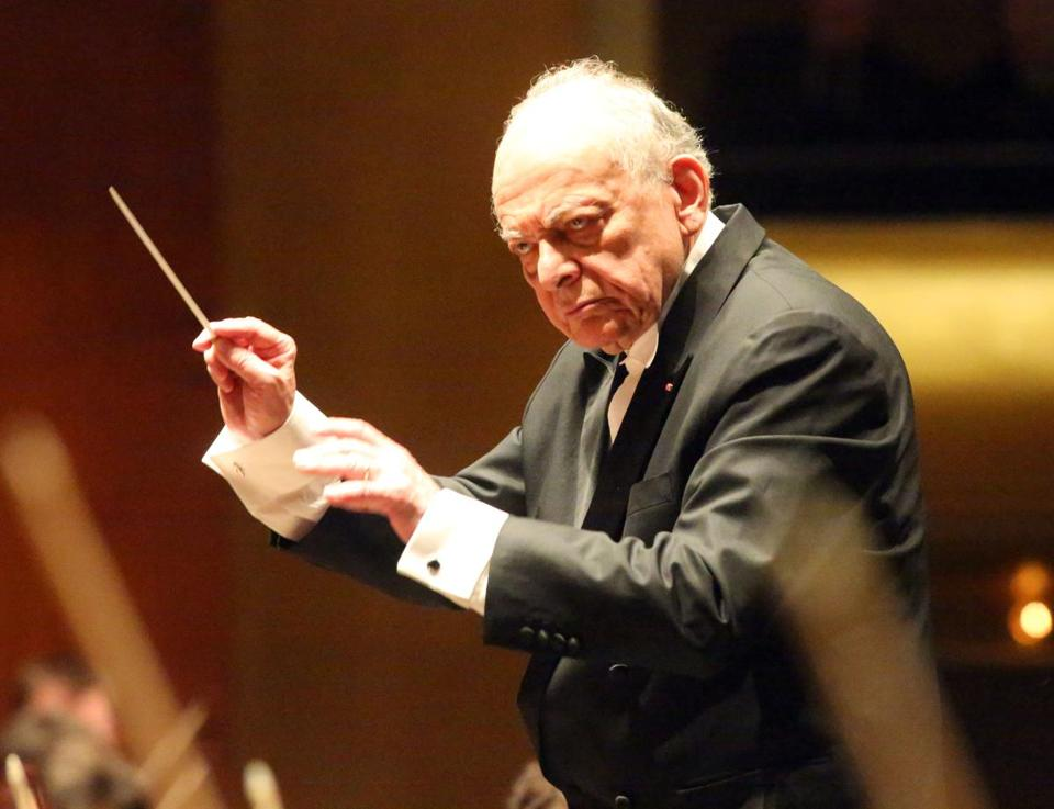 Lorin Maazel (above) will lead the BSO as it travels to China and Japan in May of 2014. Christoph von Dohnanyi (below) will open the Symphony Hall season in September.