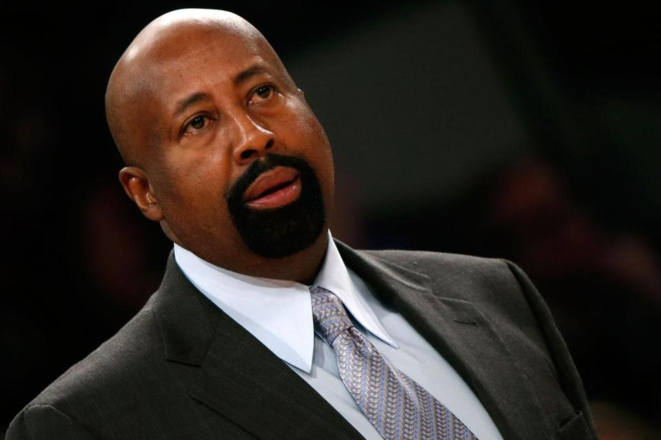 Mike Woodson must decide on a starting lineup change.