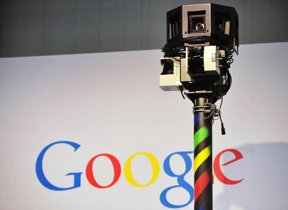 Google had admitted it wrongfully gathered data while mapping streets.