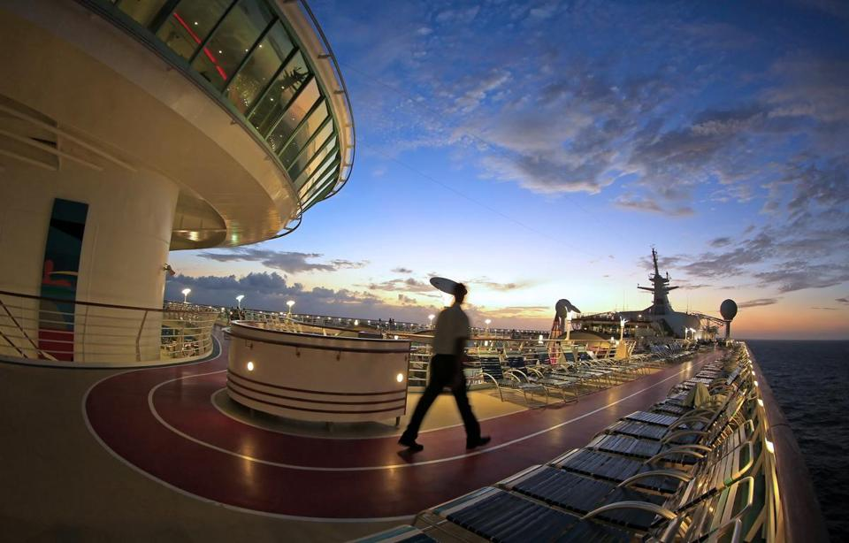 Cruising is becoming a popular choice among millennials for vacation.