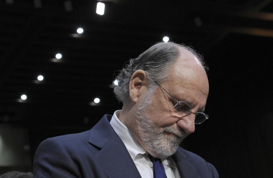 A spokesman for Jon S. Corzine, a former governor who became chief executive in 2010, disputed the accusations.