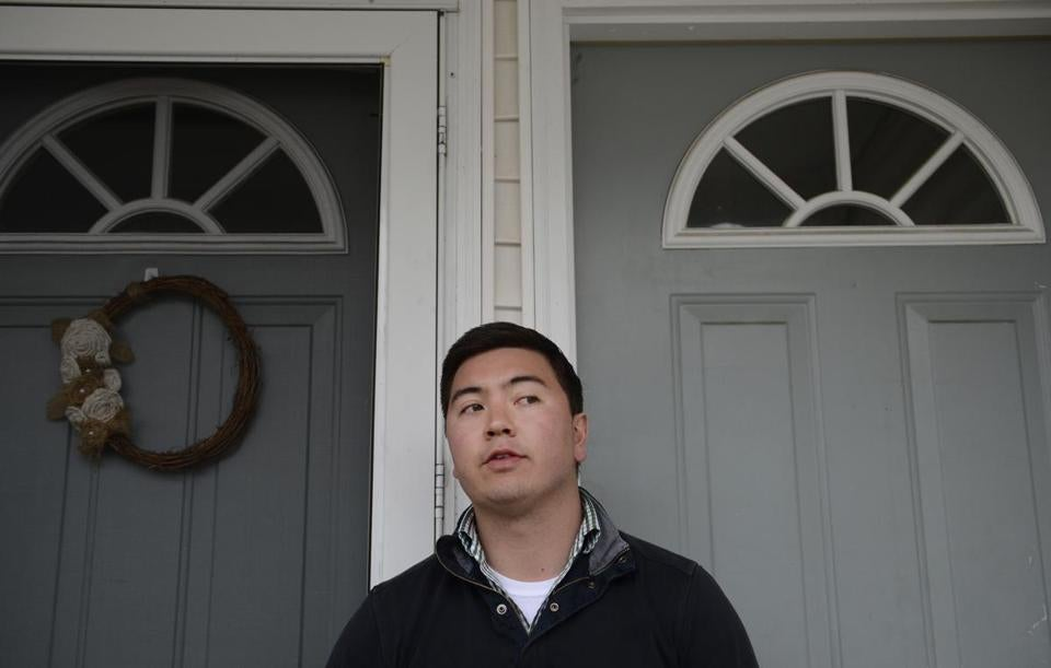 """I heard and felt it go off,'' Andrew Kitzenberg said of a blast near his home in Watertown. ""The walls were rattling.''"