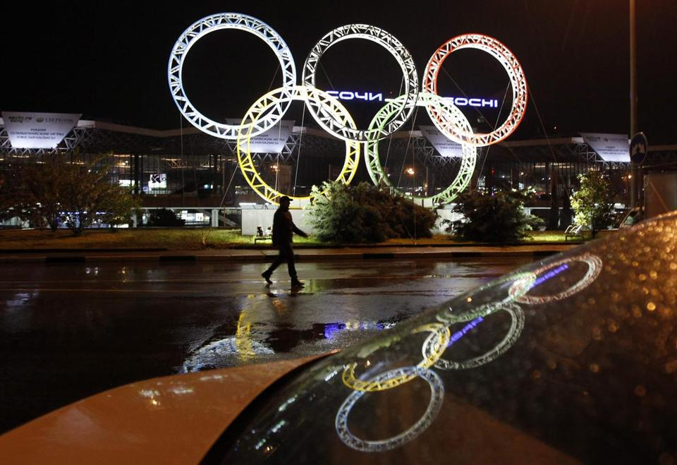 Russian authorities are acutely aware that the Sochi Olympics would make a highly desirable target for Caucasus region terrorists and now, after the Boston Marathon bombings, their concerns have grown.