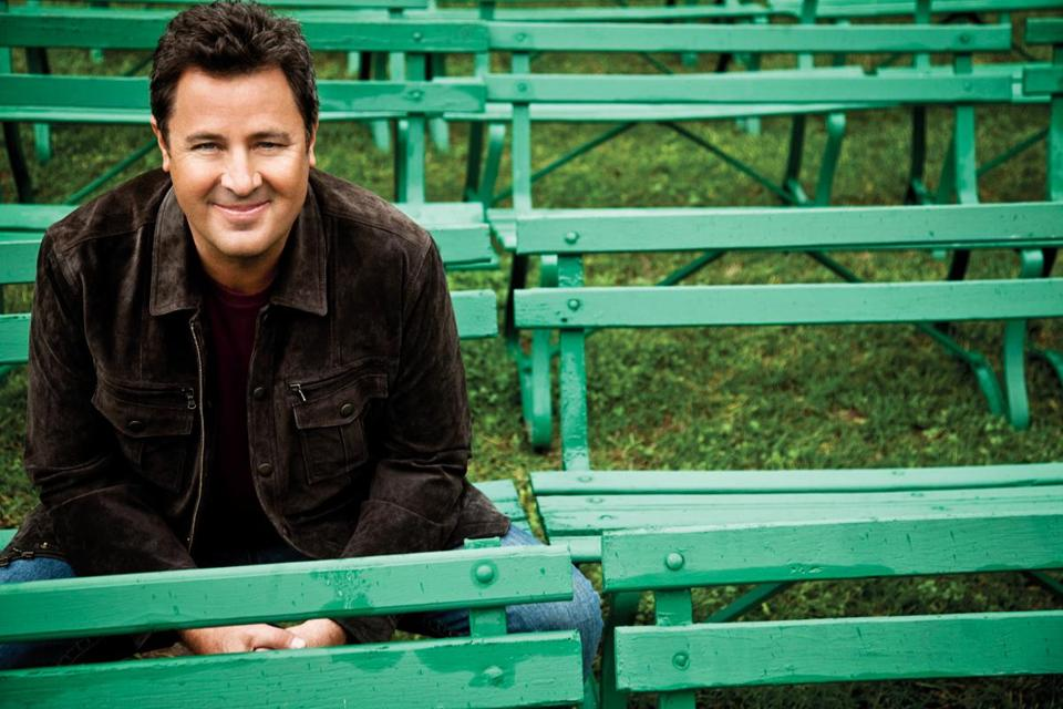 Vince Gill opens the Pops season.