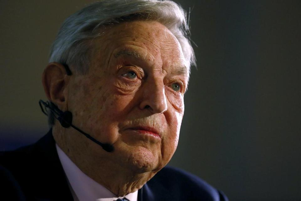 George Soros disclosed he owns over 17 million shares.