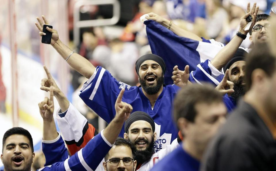 The Maple Leafs have delighted their fans this season with a playoff berth.