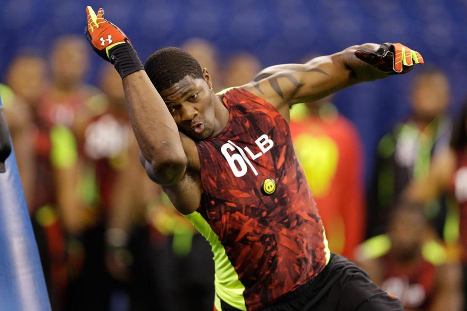 Jamie Collins is a very interesting prospect in the sense that he has the potential to do a lot of things.