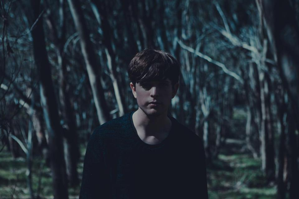 """I really wanted to take this opportunity to learn how to craft my own songs . . .  figure out how to do it for myself,"" says James Blake about his new album of original music."
