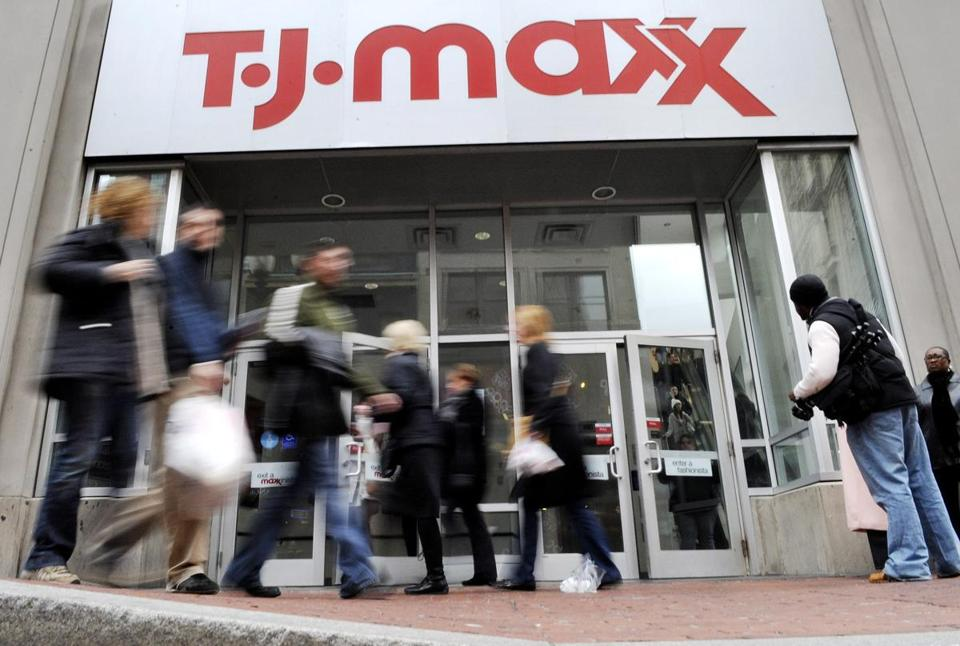The parent of T.J. Maxx, TJX Cos., wants to add to its Framingham site.