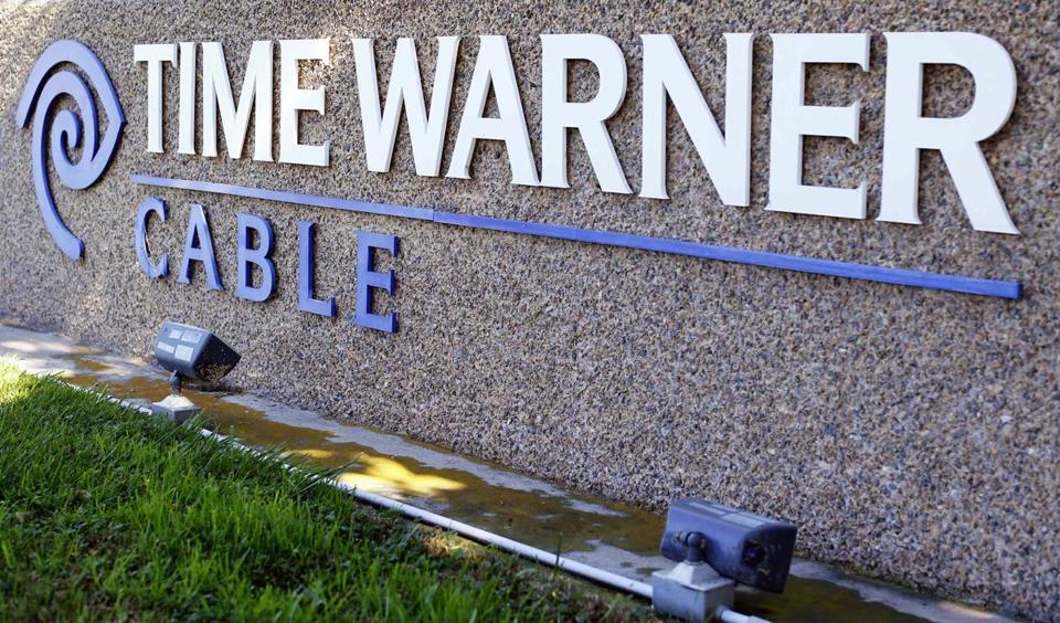 Time Warner expects growth next year when rates increase on TV content distribution deals. At Comcast, revenue grew largely because distribution fees went up nearly 9 percent.
