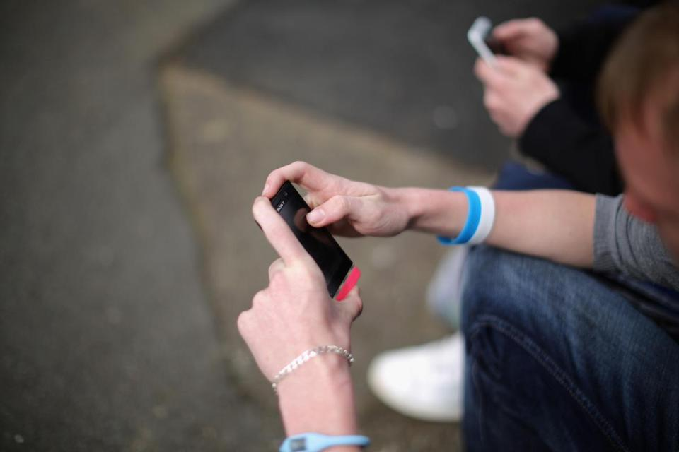 CTIA — The Wireless Association said Americans sent 2.2 trillion text messages last year, down 5 percent from 2011.