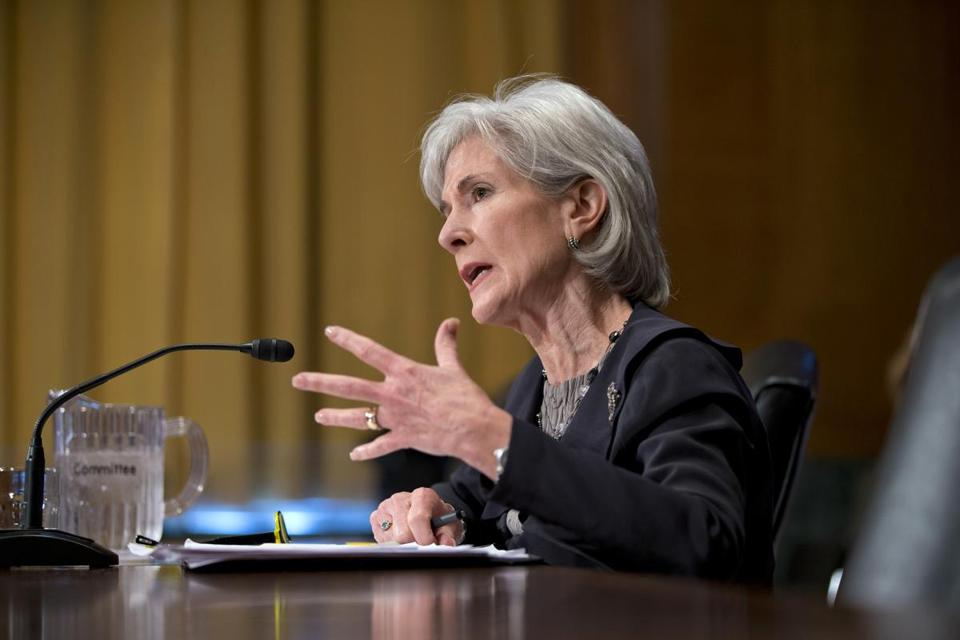 In 2011, Health and Human Services Secretary Kathleen Sebelius overruled the FDA's finding that the morning-after pill should be available without age restrictions.