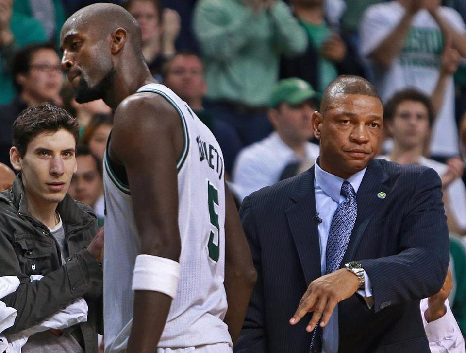 Will Doc Rivers leave? Will Kevin Garnett retire after 18 seasons?