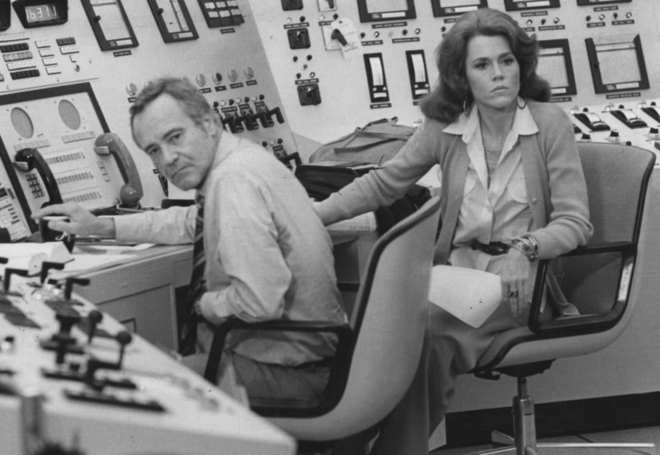 "Just weeks after ""The China Syndrome"" was released in 1979, the nuclear plant at Three Mile Island in Pennsylvania had a partial meltdown. To many Americans, the film, starring Jack Lemmon and Jane Fonda, then seemed prescient."
