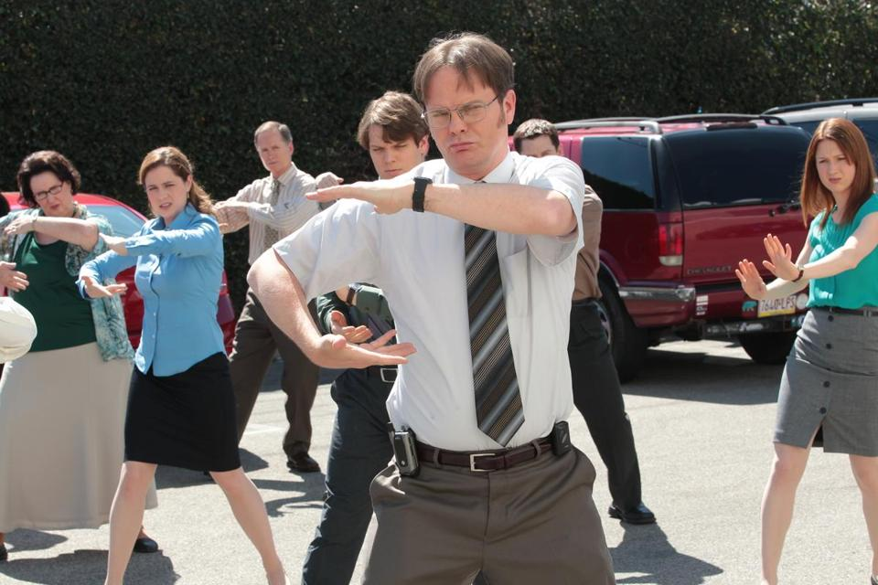 "After nine seasons, NBC's ""The Office"" is closing up shop on Thursday."