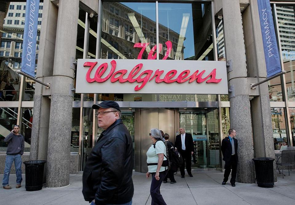 The Walgreens at Downtown Crossing.