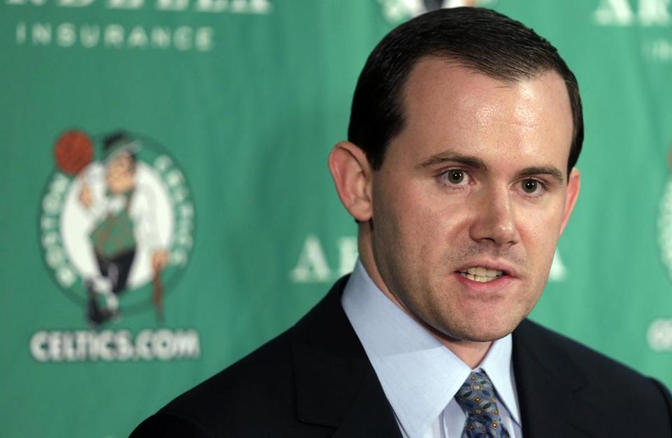 Ryan McDonough will oversee a Phoenix Suns franchise  that has six first-round picks over the next three seasons.