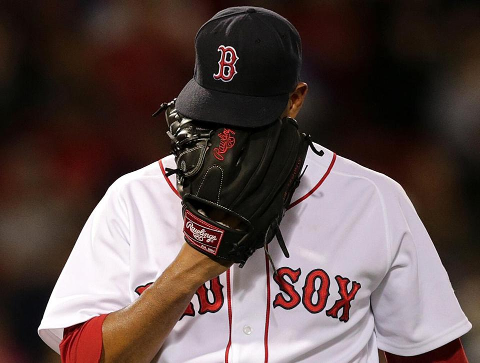 Felix Doubront surrendered 11 hits and six earned runs in relief as the Red Sox fell to the Twins, 15-8, Wednesday night at Fenway Park.