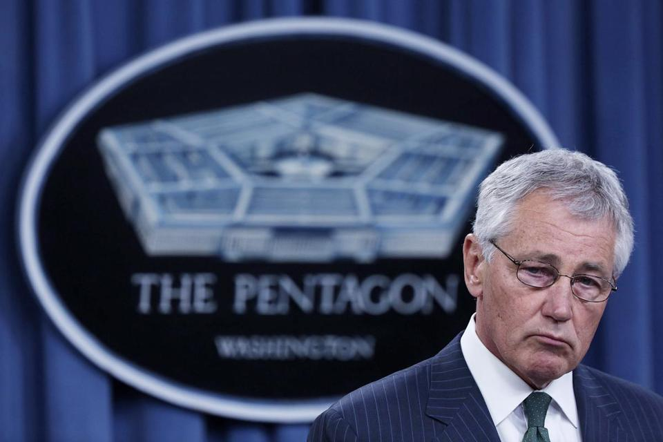 Secretary of Defense Chuck Hagel inherited a military culture in which woman are not accorded equal status.