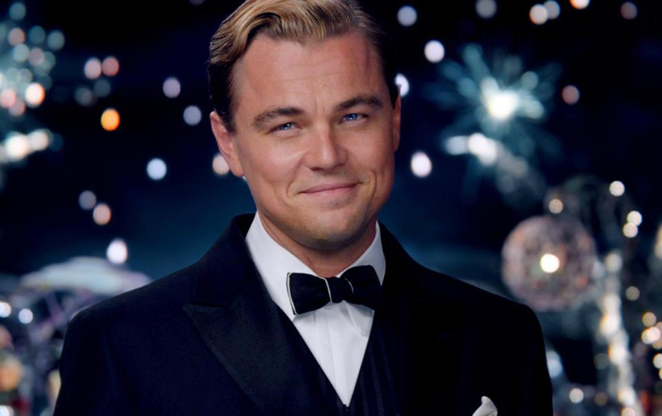 "Leonard DiCaprio stars in the title role of  ""The Great Gatsby."""