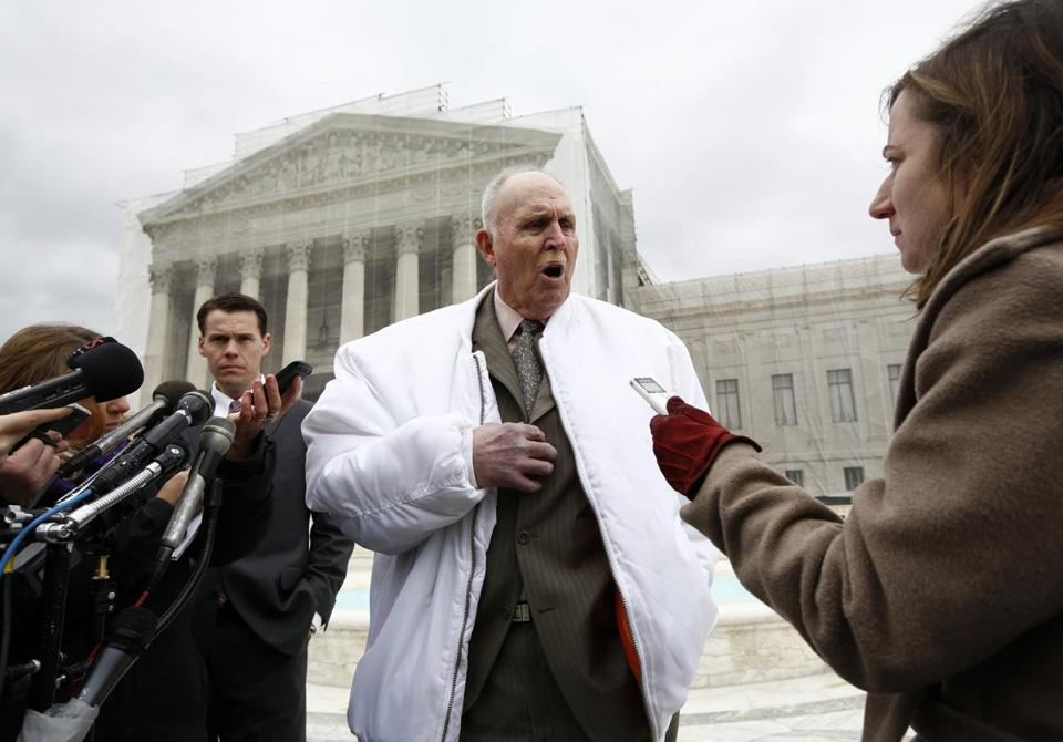 Indiana soybean farmer Vernon Bowman lost his Supreme Court case against seed giant Monsanto.