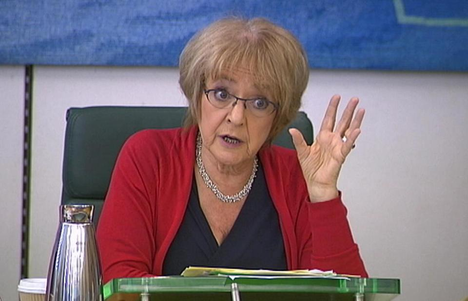 "Margaret Hodge, chairwoman of a Parliamentary committee, criticized Google vice president Matt Brittin as well as the US search giant on Thursday, saying Google uses ""smoke and mirrors to avoid paying tax."""