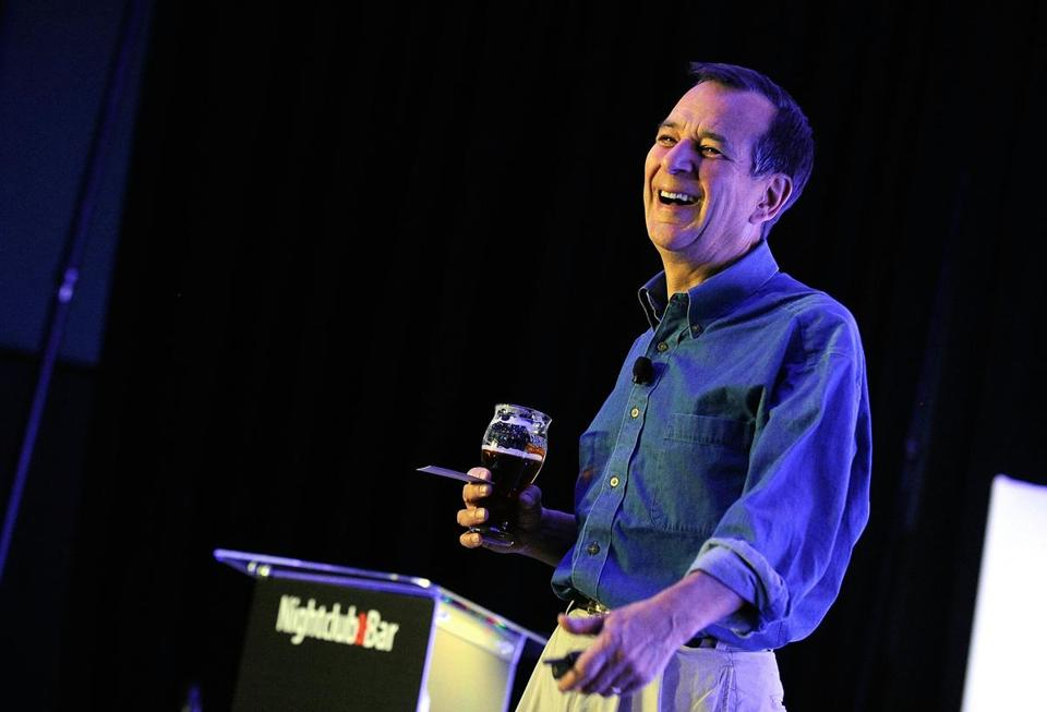 Boston Beer Co. founder Jim Koch is arguing for an excise tax break for smaller brewers.