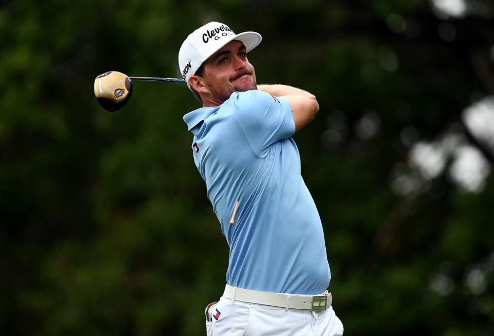 Keegan Bradley made a pair of bogeys, yet still came within one stroke of the PGA Tour record of 59.