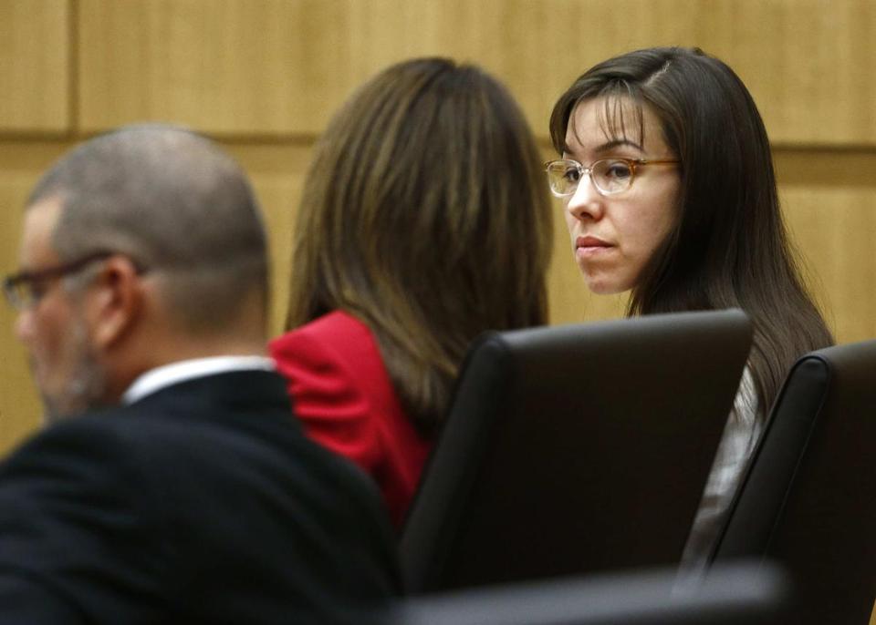 Jodi Arias will be the only defense witness in the penalty phase of her Phoenix murder trial.