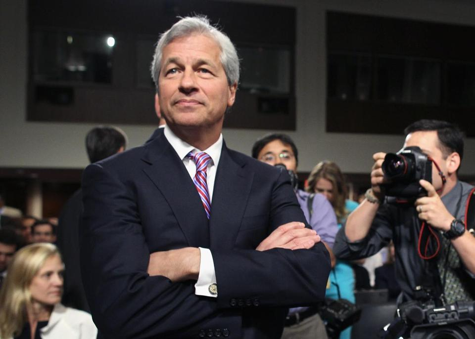 Shareholder activists sought to force CEO and chairman Jamie Dimon to give up the latter job.
