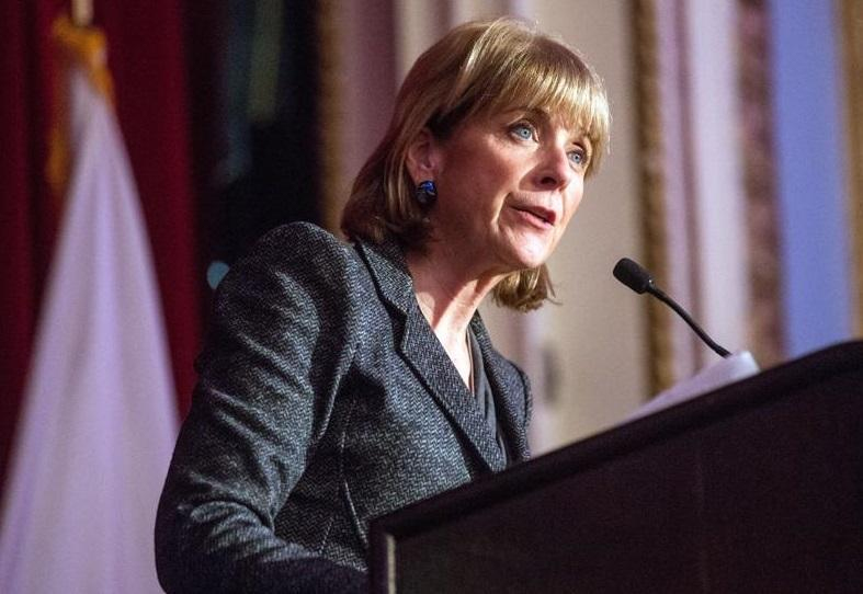 Attorney General Martha Coakley is trying to raise awareness of the state's Victim Compensation Fund.