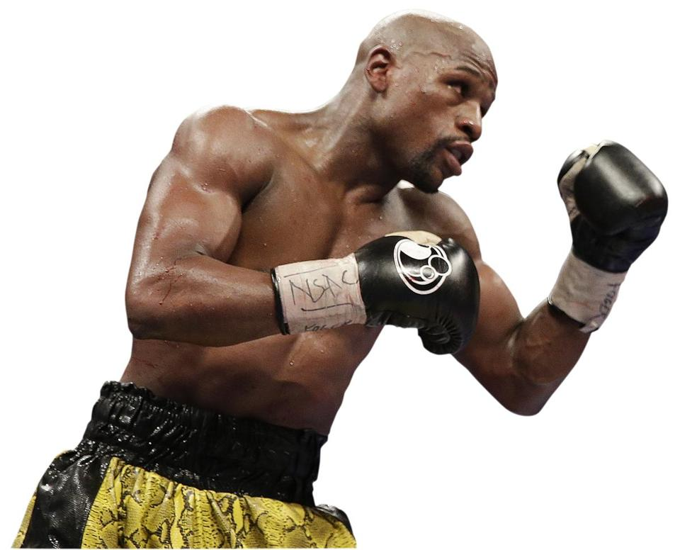 Floyd Mayweather Jr.  fought Robert Guerrero earlier this month in Las Vegas.