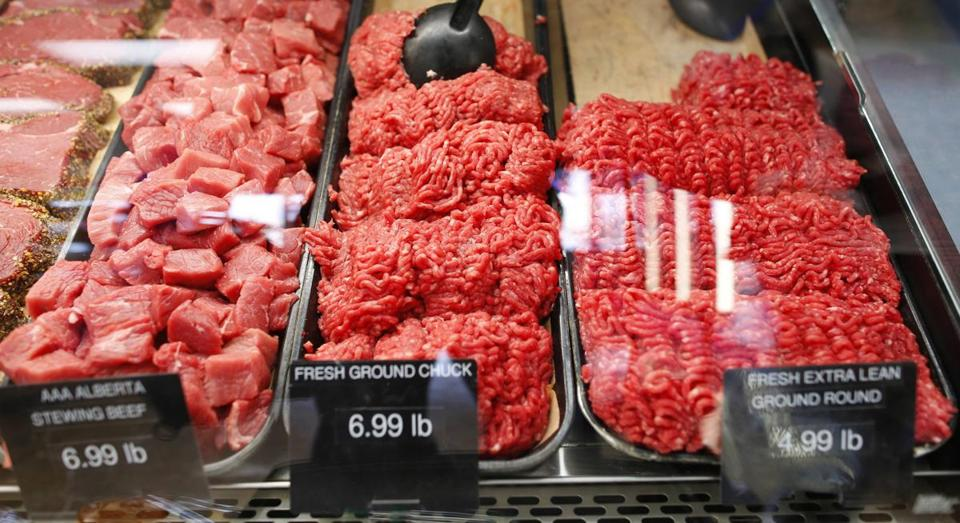 New rules on meat labeling are costly to implement and offer no public benefit, an industry group claims.