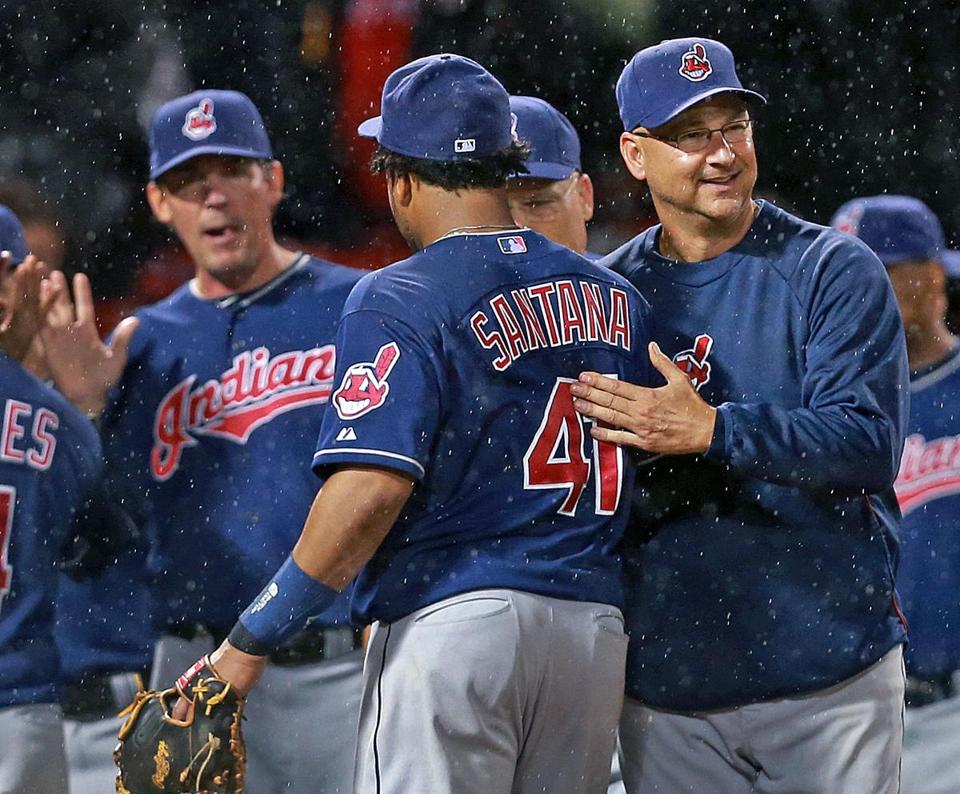 Terry Francona's Indians have thrived against Cy Young-level pitchers this year.