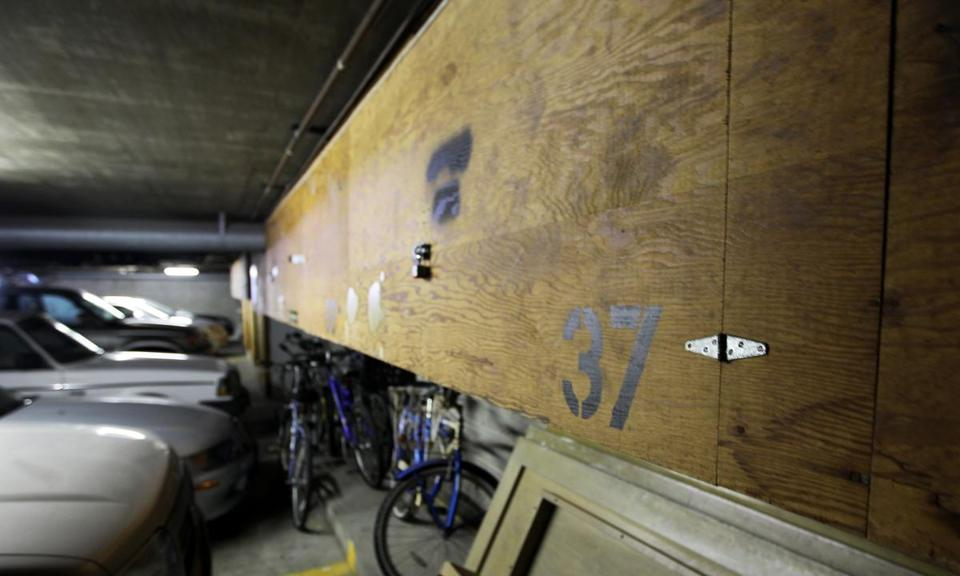 Bulger And Greig Had A Storage Unit Inside The Apartment Garage, Where  Bulger Would Eventually