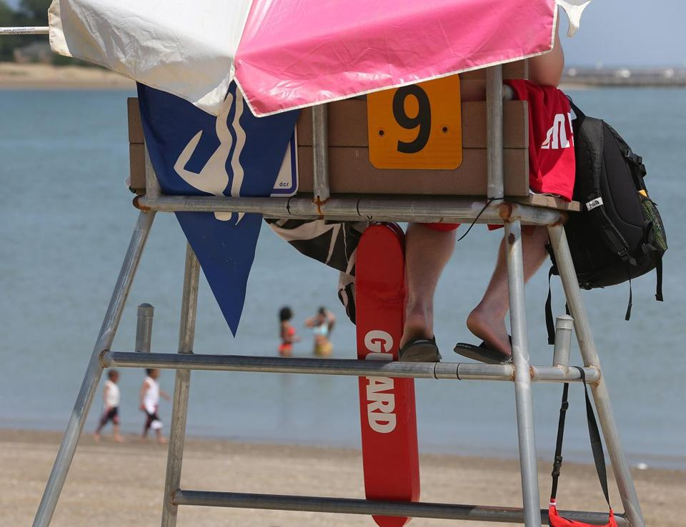 A shortage of applicants has made it hard for municipalities and the state DCR to fill lifeguard chairs.