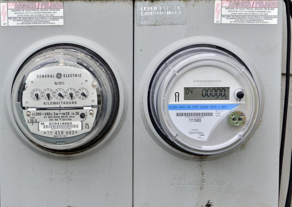 Utility Meter Analog : National grid projects a percent increase for winter