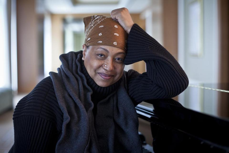 High Five Lisa Fischer The Boston Globe